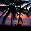 LCI sunset