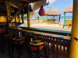 eat and drink at little corn island